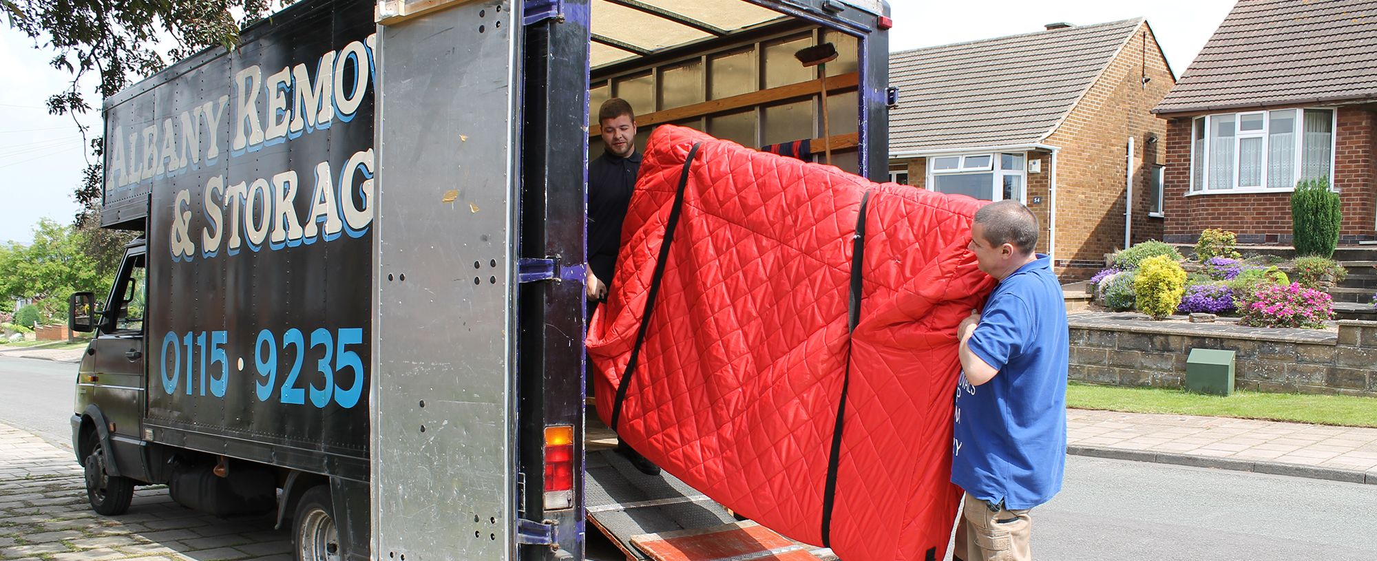 Cheap Removals Nottingham